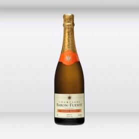 Champagne Grande Reserve Brut s.a. Baron Fuentè 0.375 L
