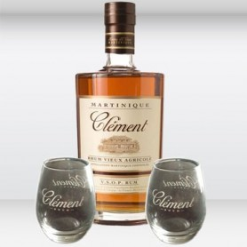 Rum Rhum Clement Tres Vieux Rhum VSOP (senza bicchieri)