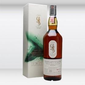 Whisky Lagavulin 21 YO SR 2012