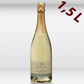 Champagne Blanc de Blancs 1er Cru 1 5L s.a. Forget Brimont 1 500 L
