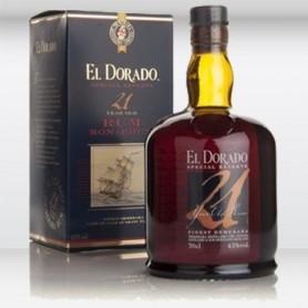 Rum Rum El Dorado 21 YO