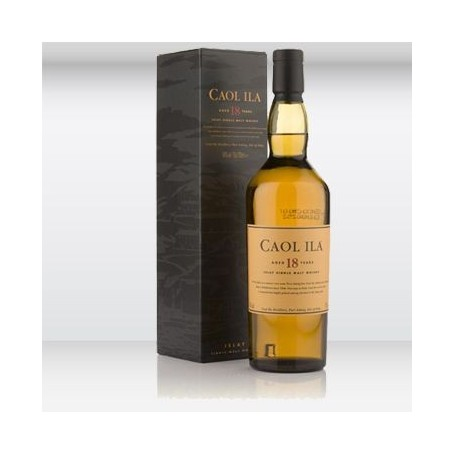 Whisky Caol Ila 18 YO
