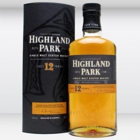 Whisky Highland Park 12 YO