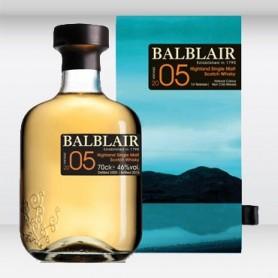 Whisky Balblair 2005